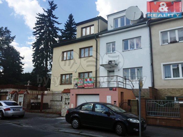 Prodej, rodinný dům 8+1, Praha 9 - Prosek, ul. Nad Krocínkou