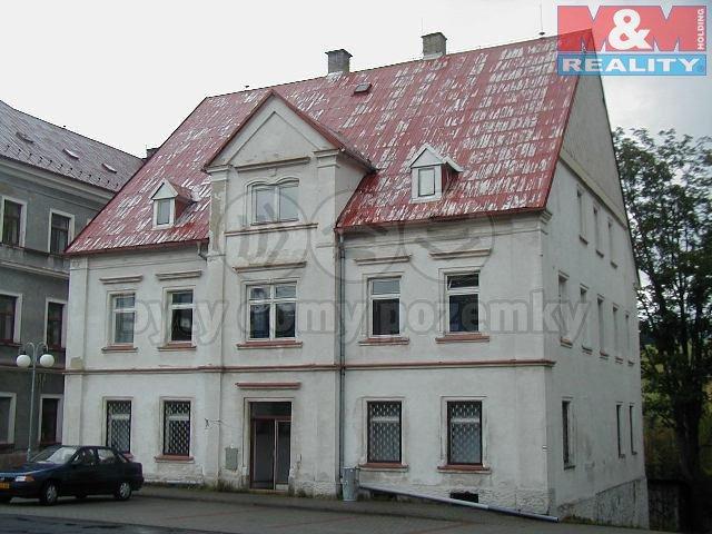 Prodej, hotel, 506 m2, Kovářská, ul. Nám. J. Šverny