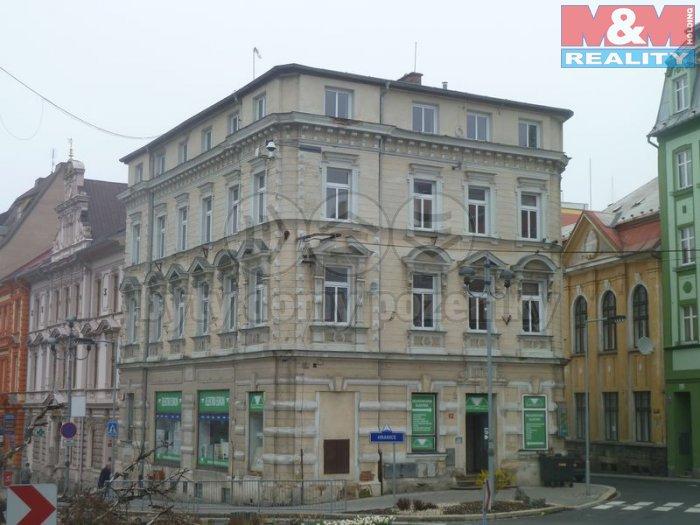 Prodej, bytový dům, 680 m2, Aš, ul. Hlavní