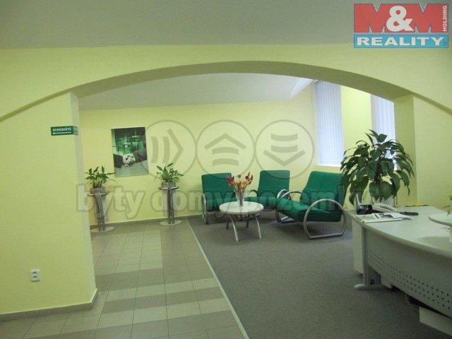 Pronájem, kancelářské prostory, 377 m2, Praha 2 - Vinohrady