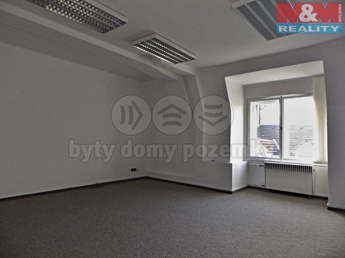 Pronájem, kancelář, 63 m2, Praha 1, ul. Vodičkova