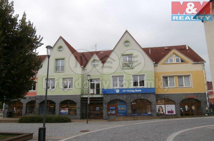 Prodej, obchodní prostory, 805 m2, Jirkov