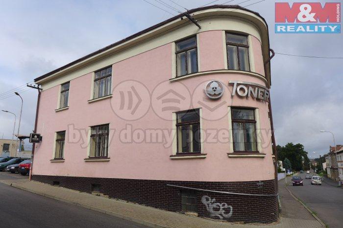 Prodej, administrativní budova, 387 m2, Moravská Třebová