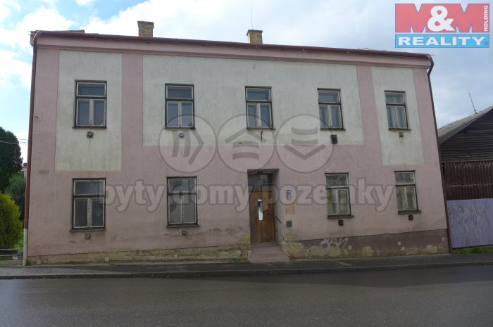 Prodej, administrativní budova, 418 m2, Moravská Třebová