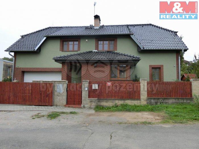 Prodej, rodinný dům 8+2, Praha - Újezd nad Lesy