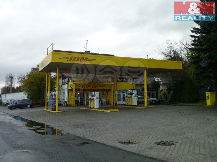 Prodej, čerpací stanice, 258 m2, Chodov, Sokolov