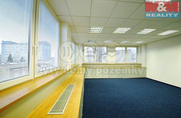 Prodej, kancelářské prostory, 396 m2, Praha 9 - Hloubětín