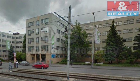 Pronájem, kanceláře, 1 672 m2, Praha 3 - Žižkov