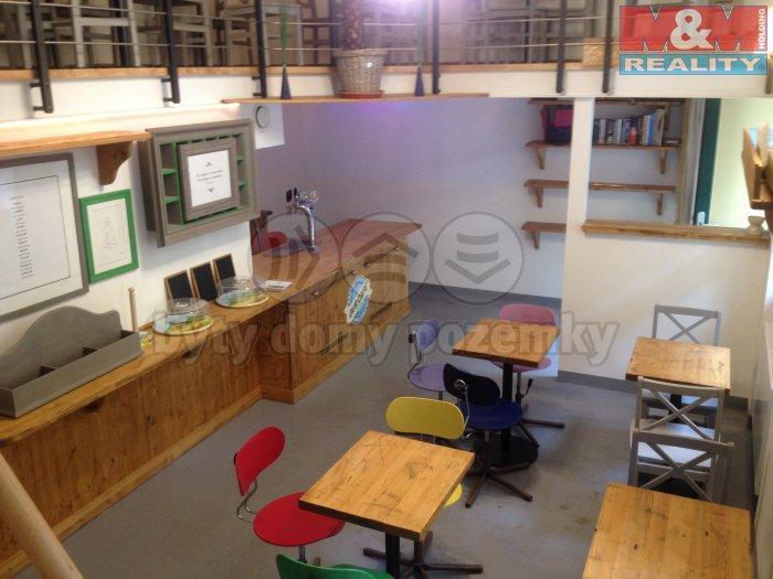 Prodej, kavárna, 57 m2, Praha 8 - Karlín