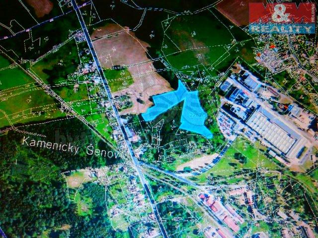 Prodej, les, 14921 m2, Kamenický Šenov