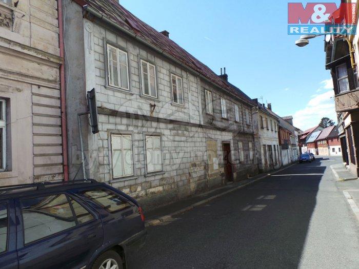 Prodej, rodinný dům 6+1, Česká Kamenice