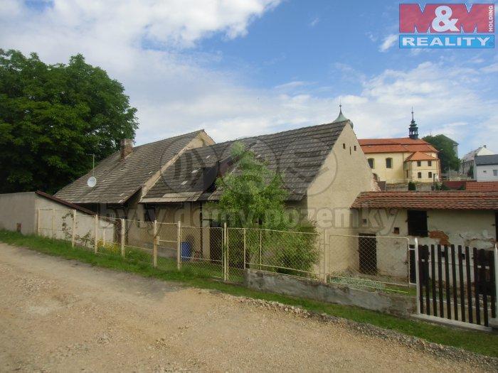 Prodej, rodinný dům 2+1, 75 m2, Slabce