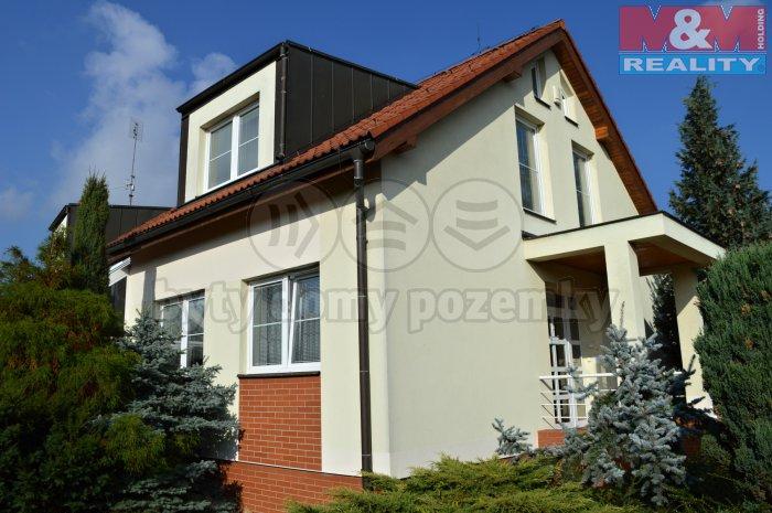 Prodej, rodinný dům 5+1, 273 m2, Praha 9 - Újezd nad Lesy