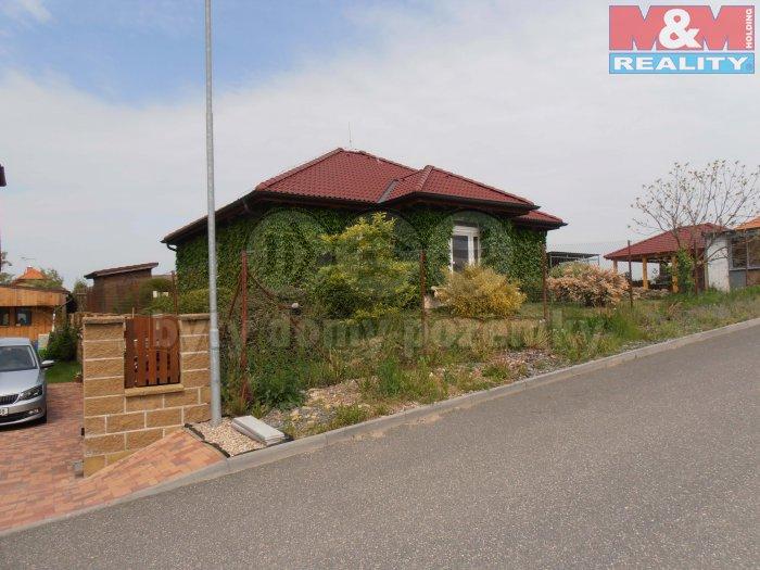 Prodej, rodinný dům 2+1, 75 m2, Divišov