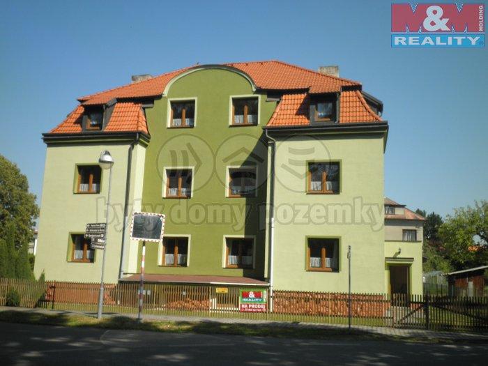 Prodej, apartmánový dům, 1326 m2, Konstantinovy Lázně
