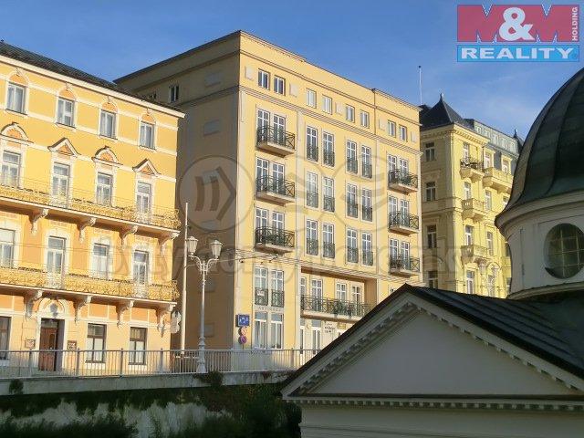 Prodej, byt 3+1, 65 m2, Mariánské Lázně, ul. Masarykova