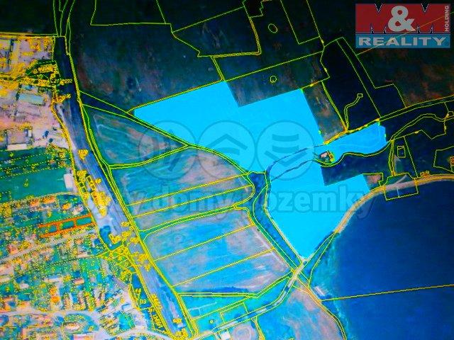 Prodej, orná půda + mlýn, 110000 m2, Blatno