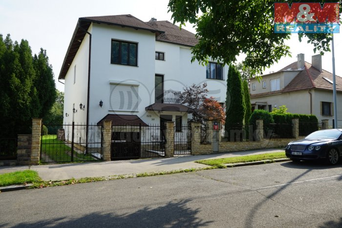 Prodej, vila 9+1, 490 m2, Praha 4 - Lhotka