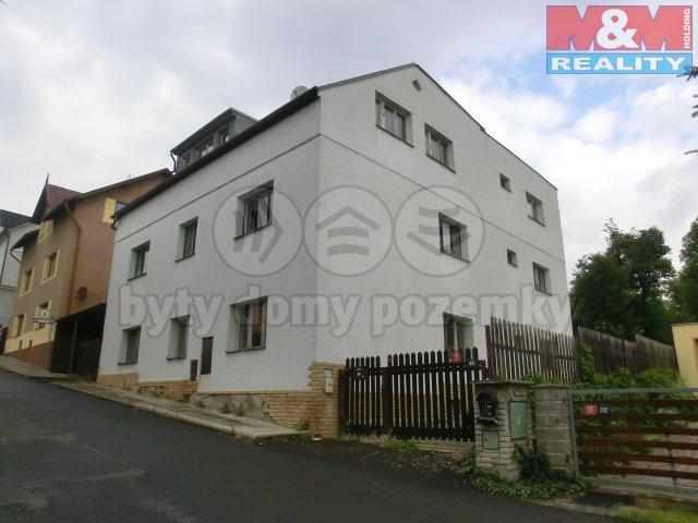 Prodej, RD, 498 m2, Děčín, Vilsnická ul.
