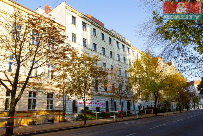 Pronájem, kancelářské prostory, Praha 7 - Bubeneč