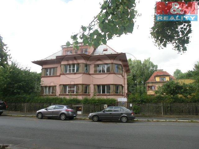 Prodej, nájemní dům, 249 m2, Cheb, ul. Jungmannova