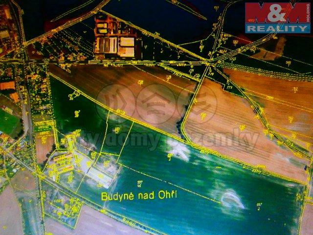 Prodej, stavební parcela, 24 ha, Budyně nad Ohří
