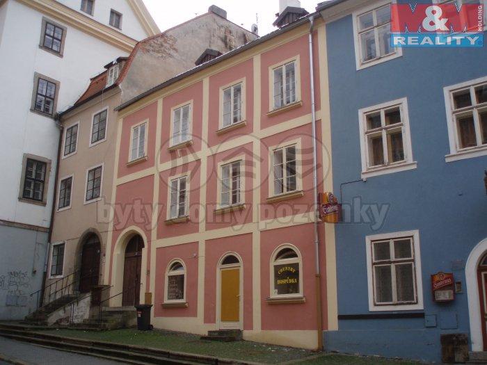 Prodej, nebytový prostor, 150 m2, Cheb, ul. Kamenná