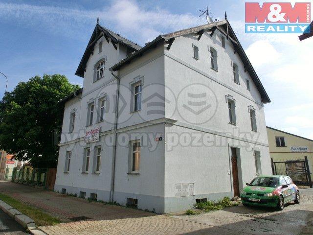 Prodej, bytový dům, Mariánské Lázně, ul. Plzeňská