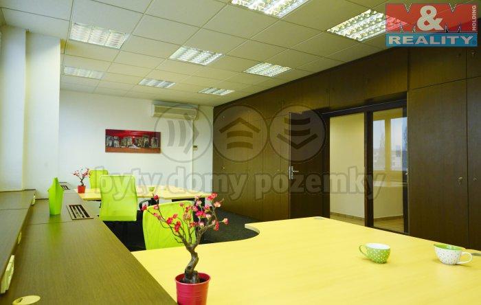 Prodej, kancelářské prostory, 543 m2, Praha 9 - Hloubětín