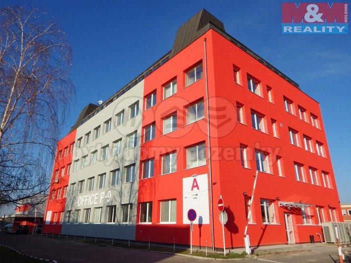 Pronájem, kancelářské prostory, 543 m2, Praha 9 - Hloubětín