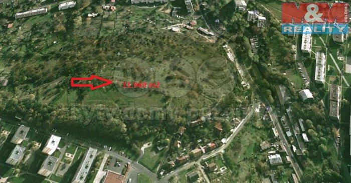 Prodej, stavební pozemek, 11969 m2, Neštěmice