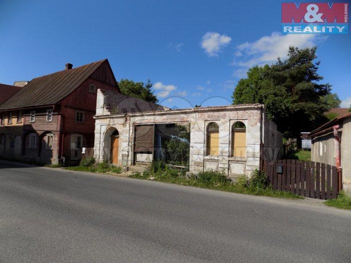 Prodej, pozemek, 519 m2, Cvikov