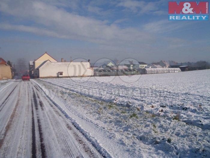 Prodej, stavební pozemek, 7435 m2, Travčice u Litoměřic