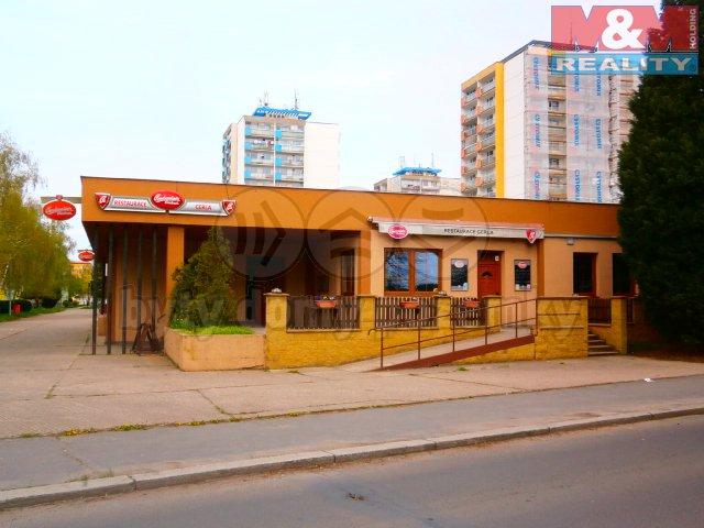 Prodej, restaurace, 771 m2, Štětí