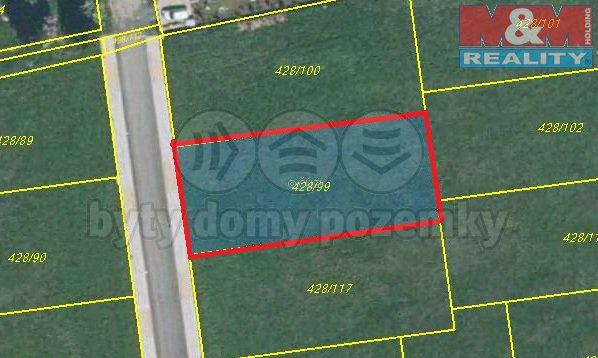 Prodej, stavební pozemek, 925 m2, Šťáhlavy