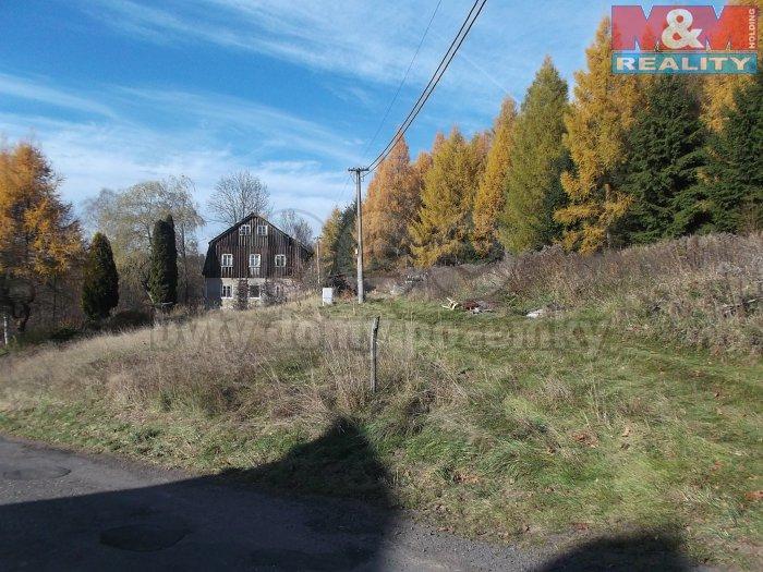Prodej, stavební parcela, 2624 m2, Šluknov - Rožany
