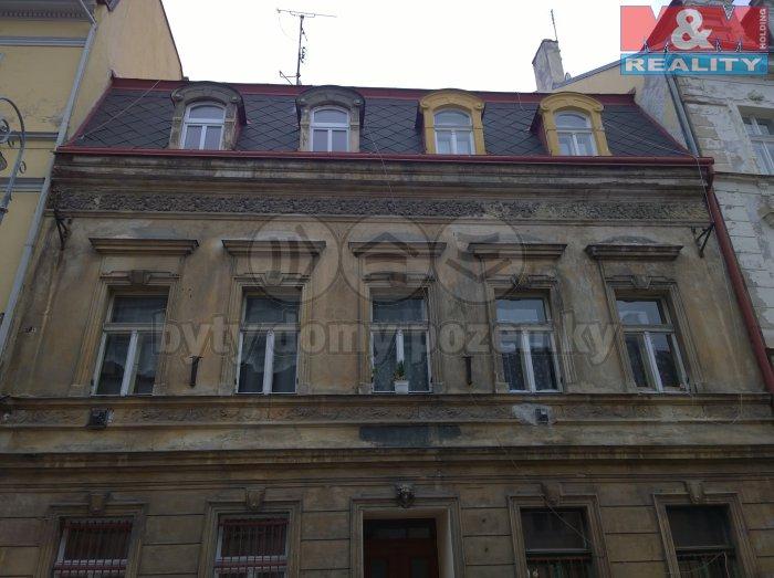 Prodej, byt 2+1, 55 m2, OV, Karlovy Vary - centrum