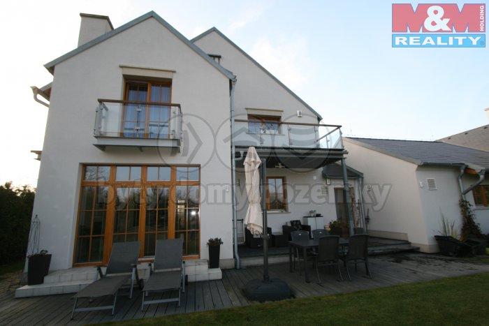 Prodej, rodinný dům 6+kk, 245 m², Praha 4 – Benice
