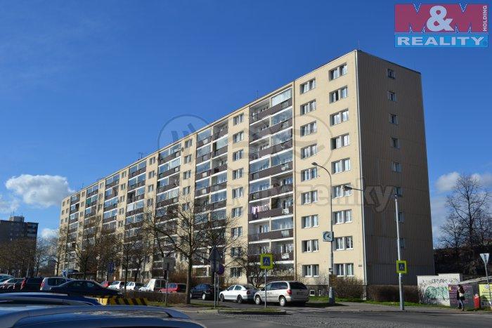 Prodej, byt 1+kk, 28 m2, OV, Praha 4 - Záběhlice