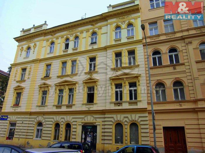 Pronájem, nebytový prostor, 79 m2, Praha 2 - Vinohrady