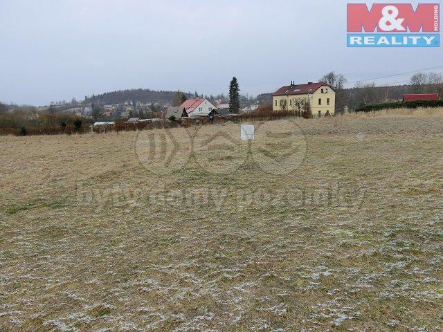 Prodej, stavební pozemek, 1154 m2, Nový Oldřichov