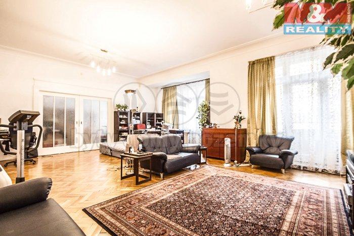 Prodej, atypický byt, 207 m2, Praha 7 - Holešovice