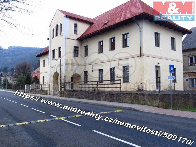 Prodej, nájemní dům, 520 m2, Dolní Zálezly