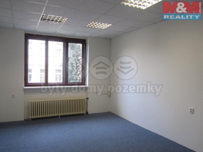 Pronájem, kancelářské prostory, 105 m2, Praha 2 - Nusle