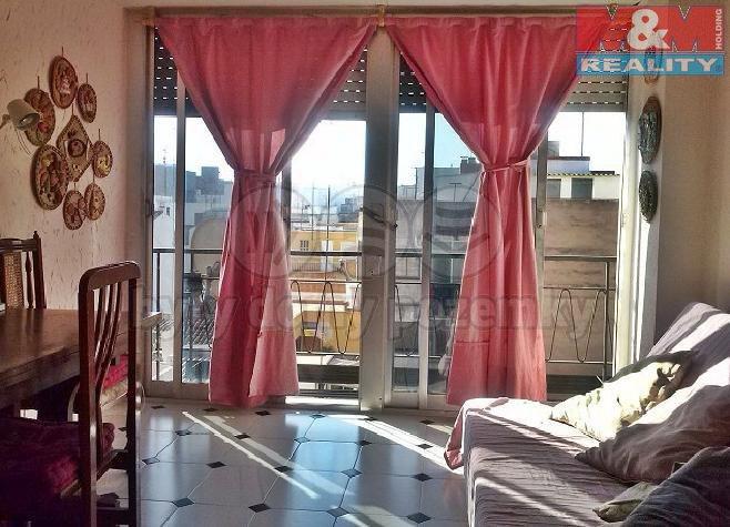 Prodej, byt 4+kk, 75 m2, Borriana - Španělsko