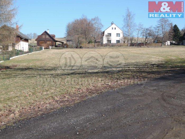 Prodej, stavební pozemek, 1412 m2, Nová Ves nad Nisou