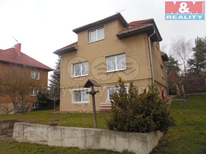 Prodej, rodinný dům 7+2, Praha 6 - Ruzyně