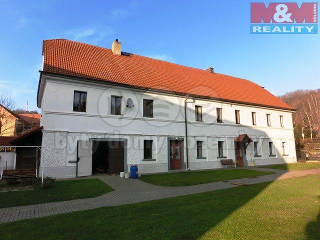 Prodej, rodinný dům, 1586 m2, Zubrnice