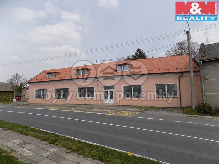Prodej, komerční objekt, 1041 m2, Krčmaň