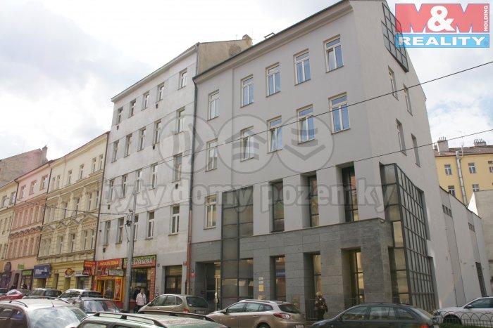 Pronájem, kancelářské prostory, 195 m2, Praha 4 - Nusle
